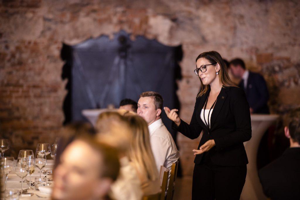 fotografiranje dogodkov za poslovne partnerje